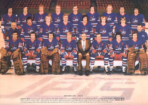 1974–75 Winnipeg Jets season