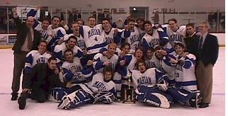 2001-02 MCHA Season