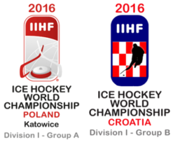 2016 IIHF World Championship Division I
