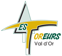 Val-d'Or Foreurs logo 1993-2007.png