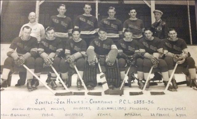 1935-36 NWHL Season