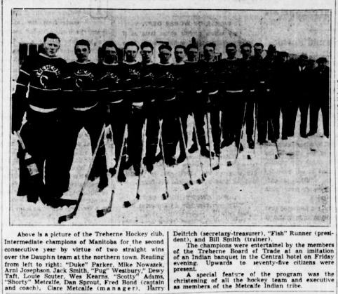 1935-36 Manitoba Intermediate Playoffs