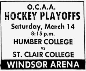 1980-81 OCAA Season