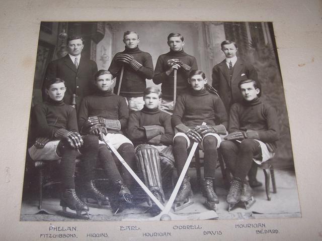 1910-11 OHA Senior Season