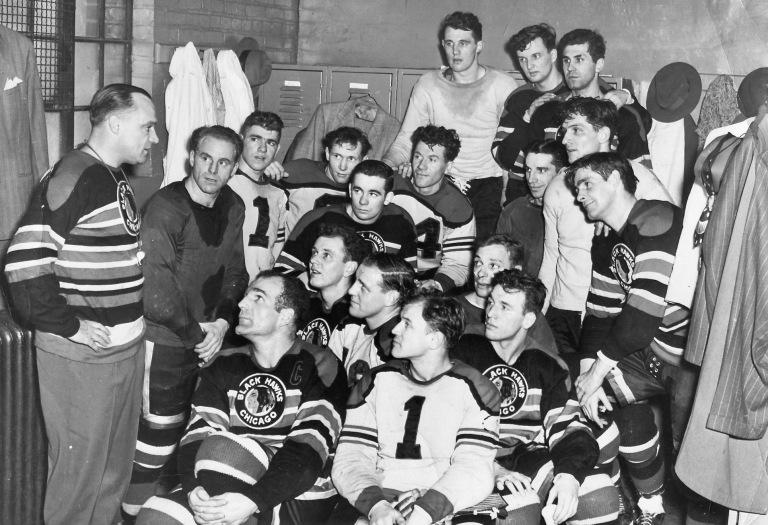 1947–48 Chicago Black Hawks season