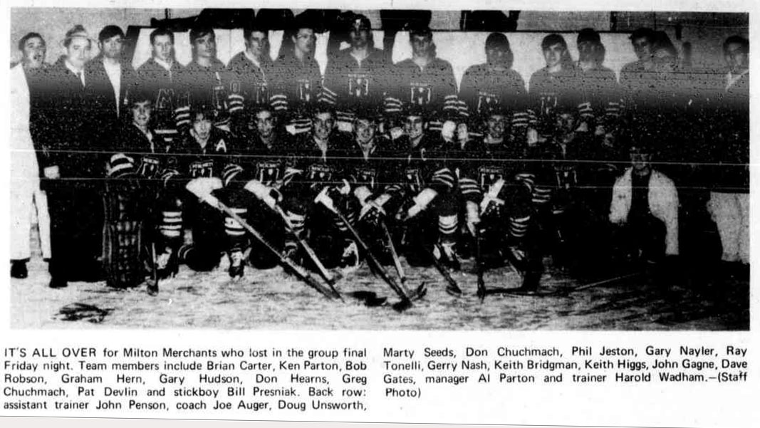 1969-70 SubJCHL Season