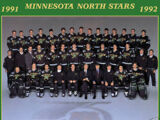 1991–92 Minnesota North Stars season