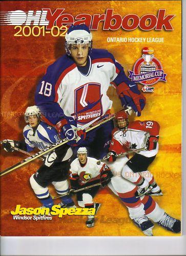 2001-02 OHL Season