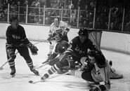 1974-May15-Game2-Gordie-Duke Harris-McLeod-Marty-Backstrom