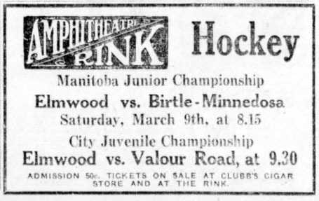 1928-29 MJHL Season