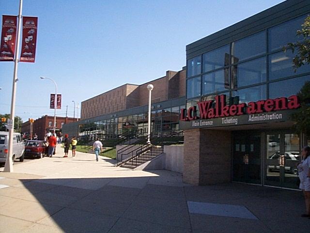 Mercy Health Arena