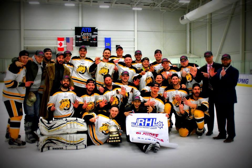 2017-18 Ranchland Hockey League Season