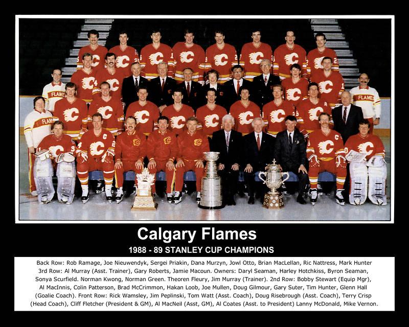 1989 Stanley Cup Finals