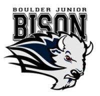 Boulder Junior Bison