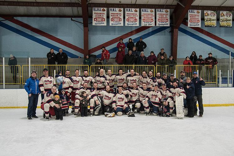 2017-18 CNHL Season