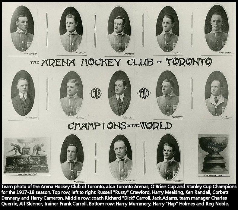 1917–18 Toronto Hockey Club season