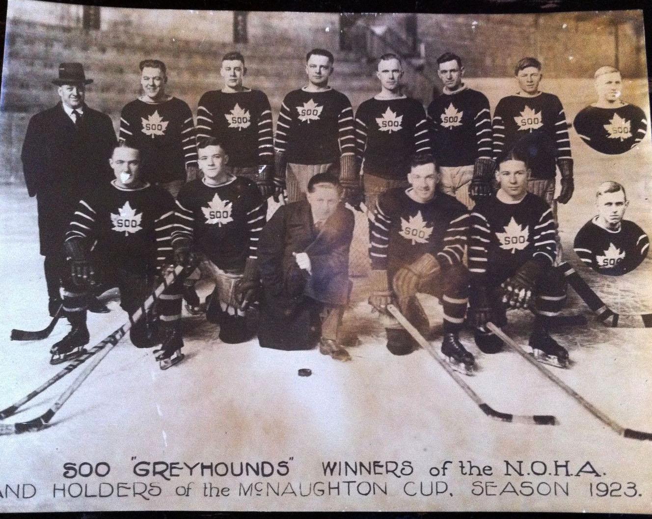 1922-23 Northern Ontario Senior Playoffs