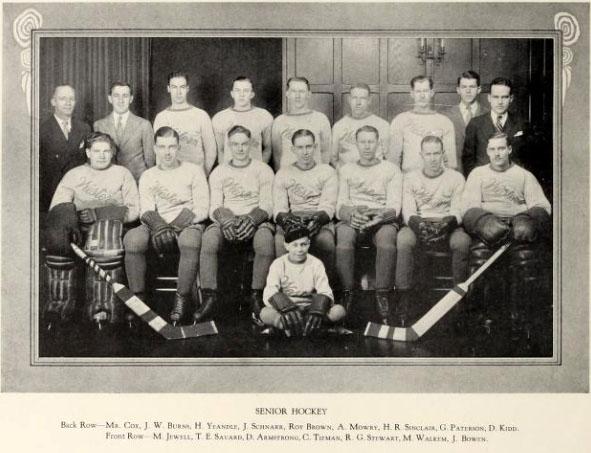 1929-30 OHA Senior B Season