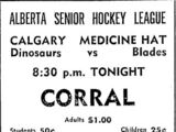 1967-68 Alberta Senior Playoffs
