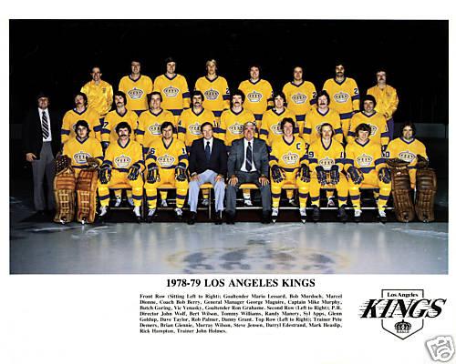 1978–79 Los Angeles Kings season