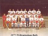 1977–78 Birmingham Bulls season