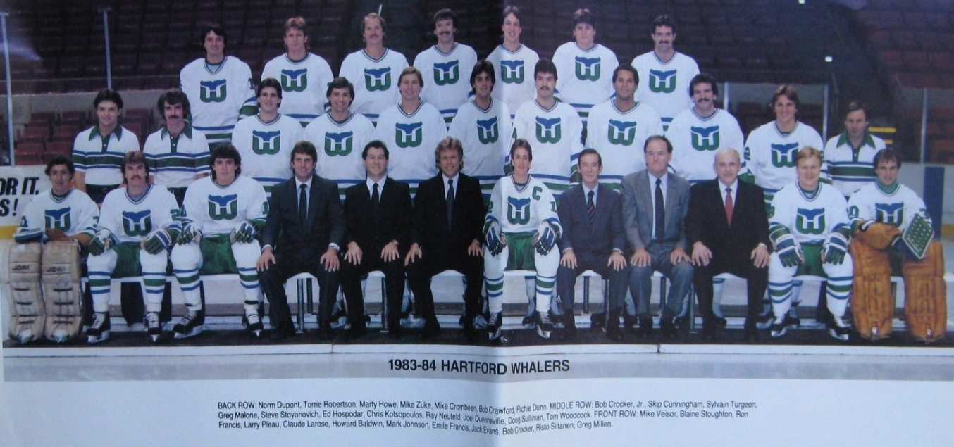 1983–84 Hartford Whalers season