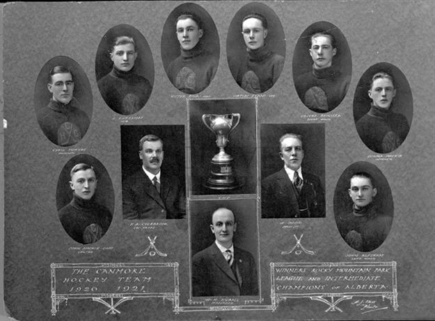 1920-21 Alberta Intermediate Playoffs