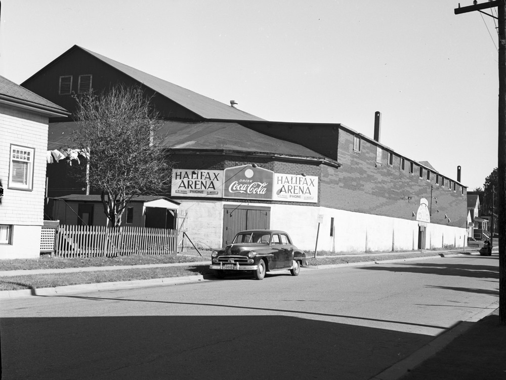 Halifax Arena