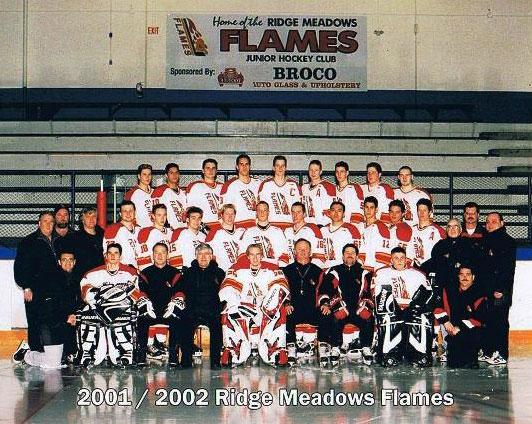 2001-02 PIJHL Season