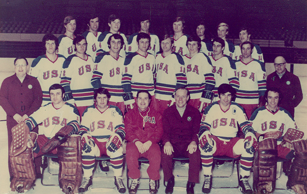 1972 United States national ice hockey team