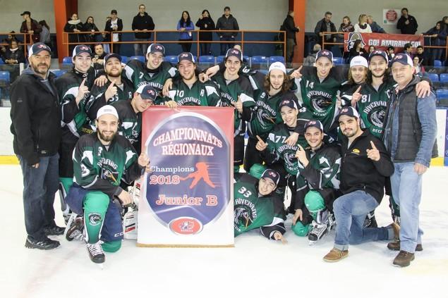 2017-18 MaurJBHL Season