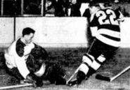 23Mar1954-Plante stops Klukay