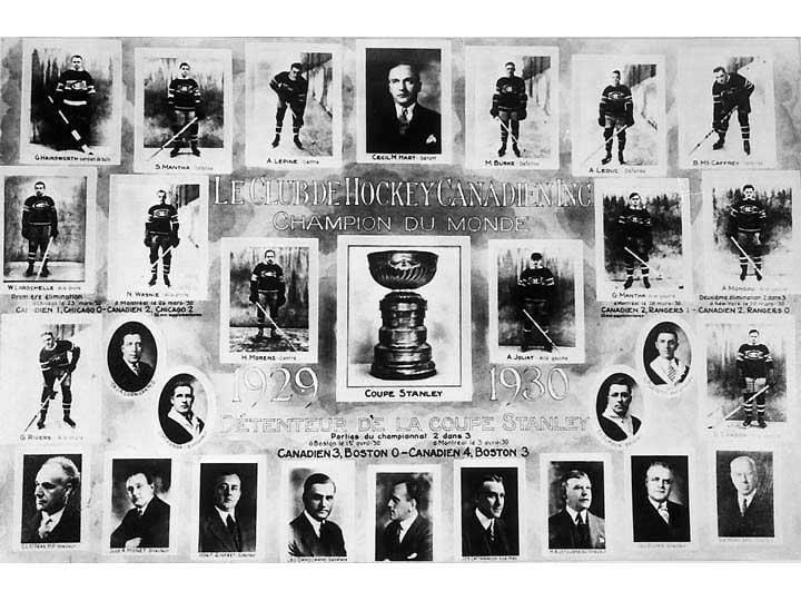 1930–31 Montreal Canadiens season