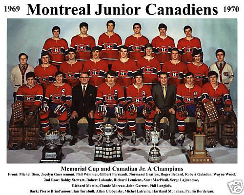 1969-70 Memorial Cup Final