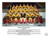 1973-74 Brandon Wheat Kings season