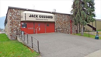Jack Goddard Memorial Arena