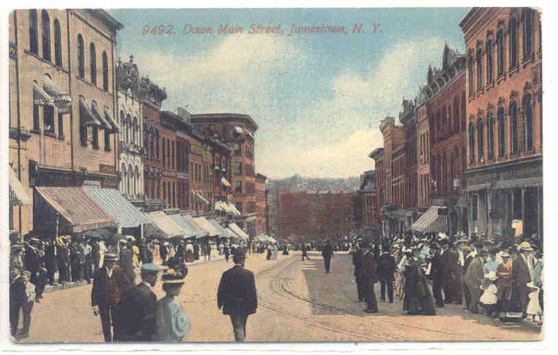 Jamestown, New York