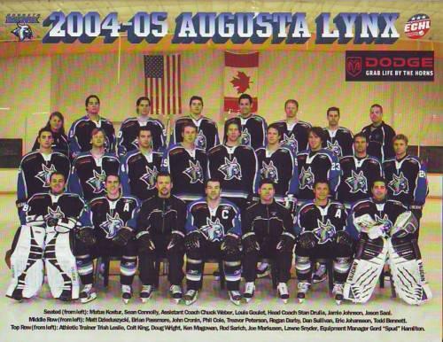 2004-05 ECHL season