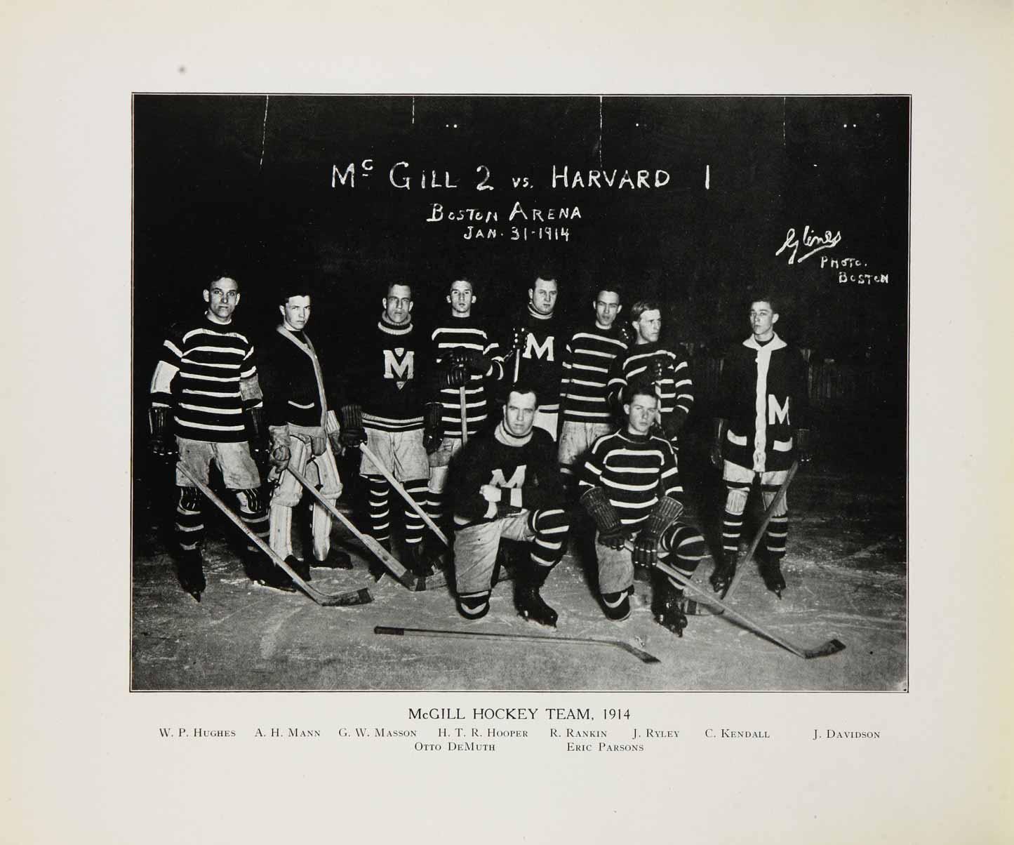 1913-14 CIAU Season
