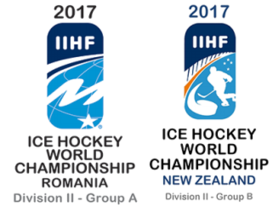 2017 IIHF World Championship Division II