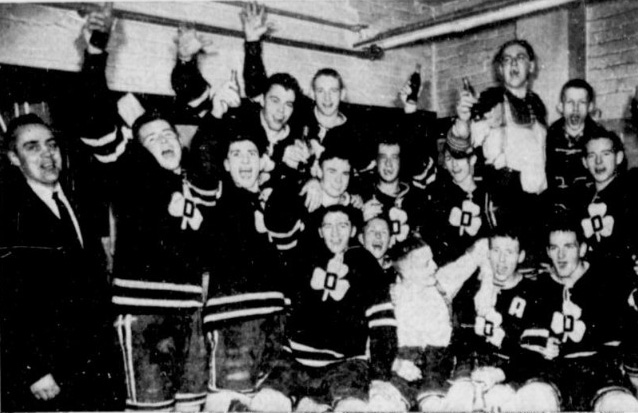 1954-55 Ottawa District Junior Playoffs
