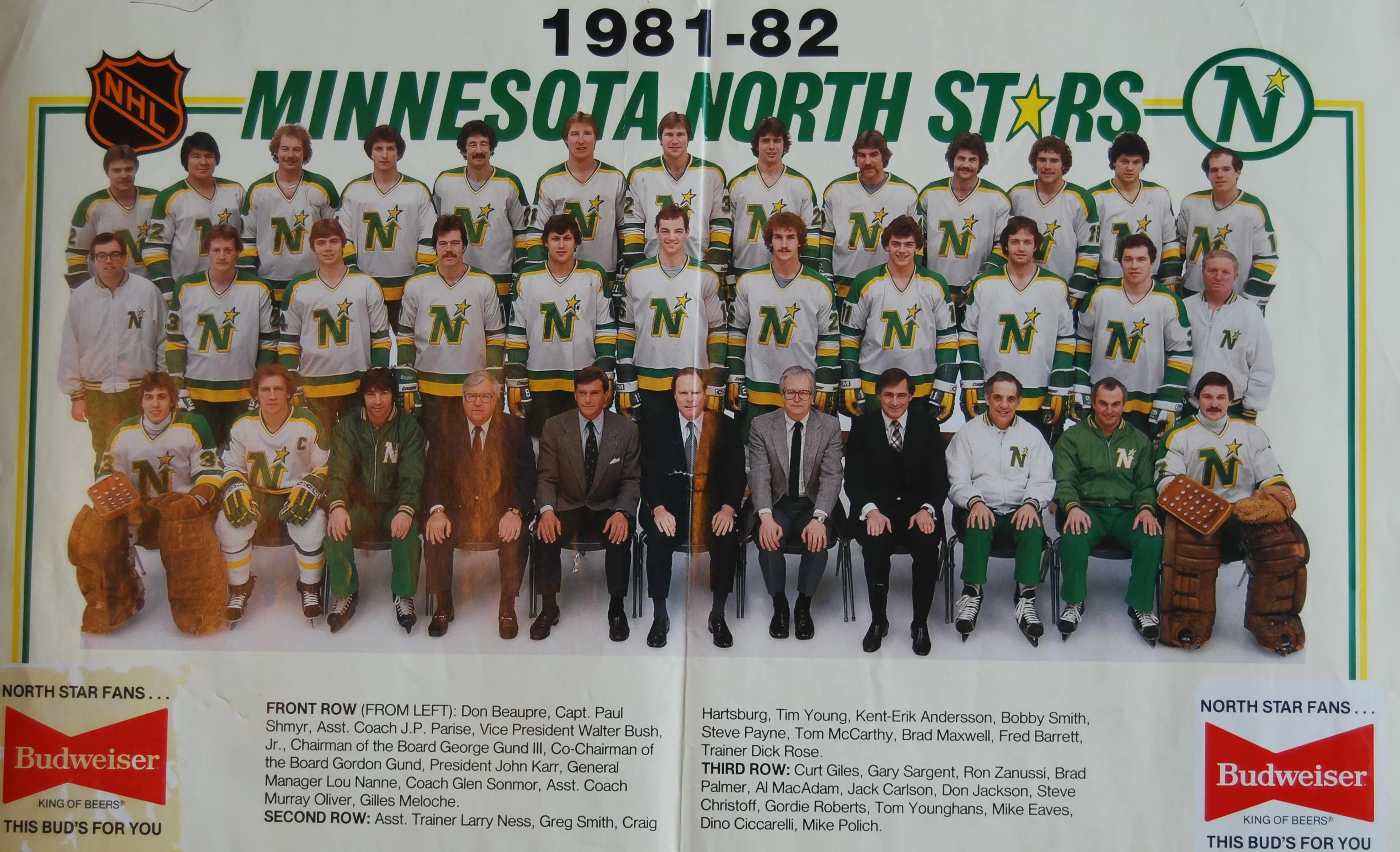 1981–82 Minnesota North Stars season
