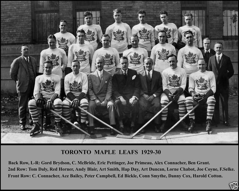 1929–30 Toronto Maple Leafs season