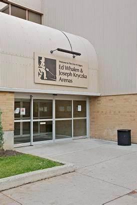 Southland Leisure Centre-Ed Whalen & Justice Joseph Kryczka Arenas