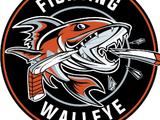 Kam River Fighting Walleye