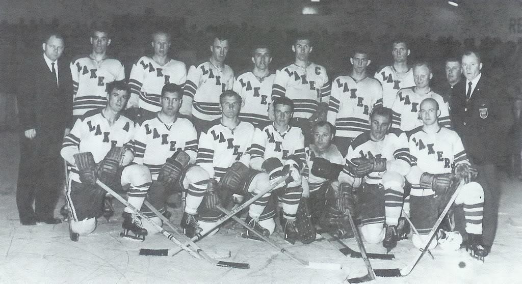 1964-65 Thunder Bay Senior Playoffs