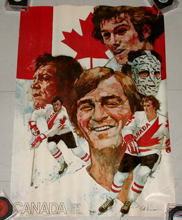 1976 Canada Cup rosters