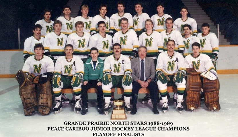 1988-89 PCJHL Season