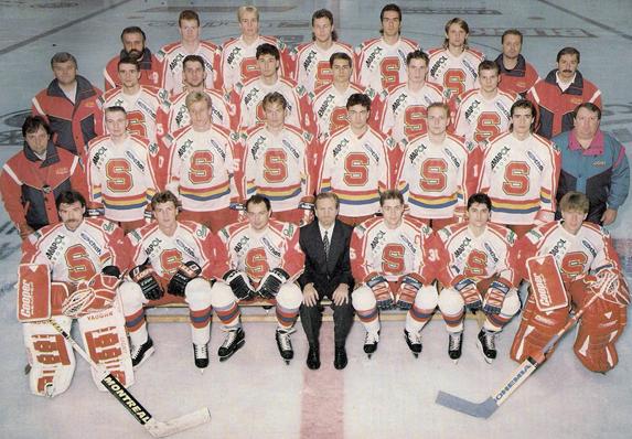 1994-95 Czech Extraliga season