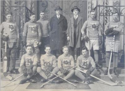 1914-15 CIAU Season